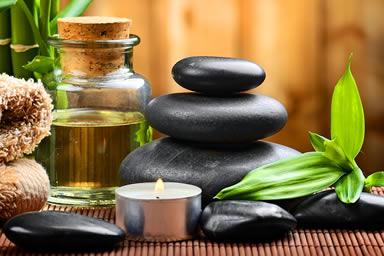 hot stone massage massaggio con pietre calde centro estetico roma zona policlinico la sapienza